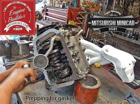 mitsubishi minicab engine mitsubishi minicab 3g81 remanufactered engine los