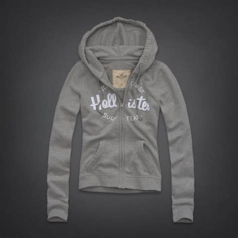 Hollister Jacket | Athletic fashion | Pinterest Hollister Sweaters For Girls Grey