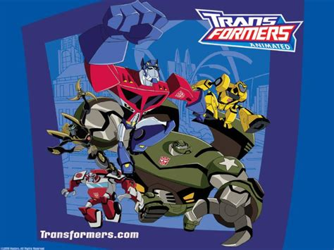wallpaper transformers cartoon official transformers animated desktop wallpapers