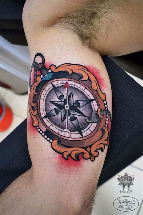 compass hand tattoo reddit 28 besten side head tattoo bilder auf pinterest frisuren