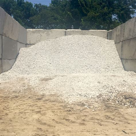 Crushed Prices Per Yard Crushed Limestone Plano Yard And Wholesale Nursery