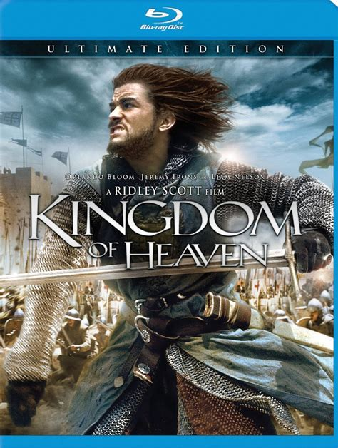 film online kingdom of heaven kingdom of heaven ultimate edition blu ray review plus