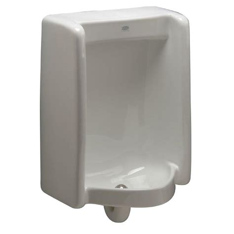 urinal bathroom kohler dexter 0 5 or 1 0 gpf urinal with rear spud in