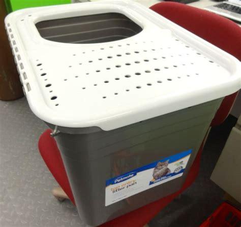 best litter new product top entry litter box b b pet stop