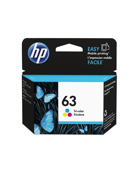 Tinta Hp 955xl Tri Colour Original hp f6u61an 140 63 tri color original ink cartridge yield approx 165 pages vip outlet