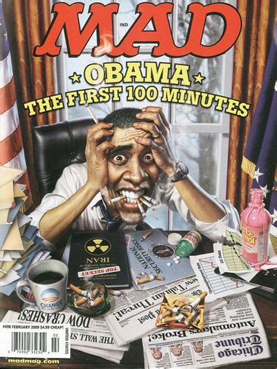 mad magazine obama cover 38 best ideas about caricature presidents on pinterest