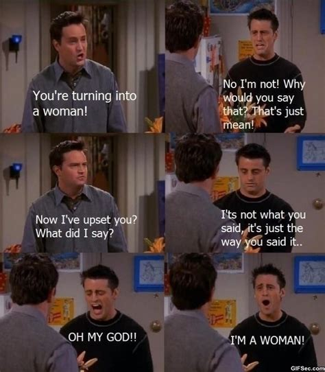 Funny Memes About Friends - joey from friends