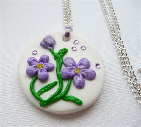 Handmade Polymer Clay - polymer clay jewellery p designs images frompo