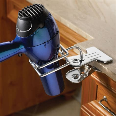 Hair Dryer And Iron Holder iron and hair dryer holder destination master