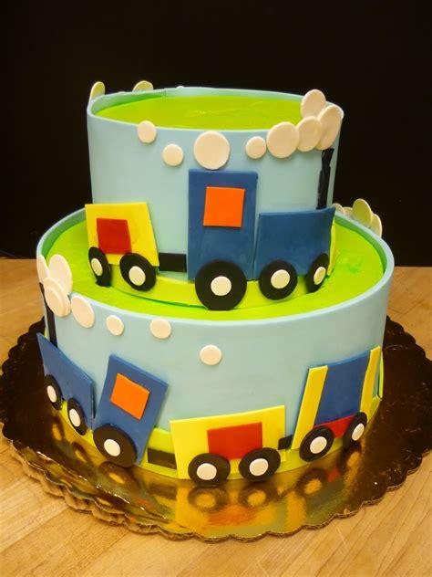 Kudos Home And Design Reviews artisan bake shop fourth birthday train cake