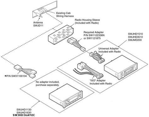 universal radio wiring diagram choice image wiring