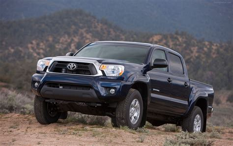 Toyota Tacoma Cers Toyota Tacoma 2012 Widescreen Car Picture 19 Of 45