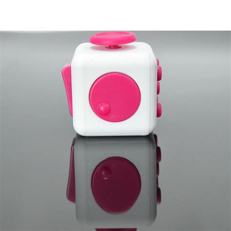fiddle fidget cube children desk adults stress