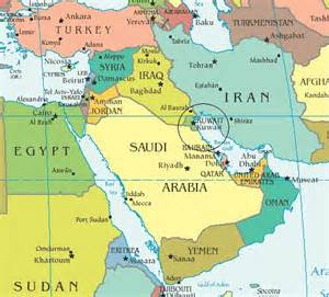 Kuwait On World Map by News From Kuwait S Korea And Syria