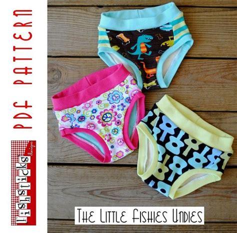 pattern underwear free download pdf sewing pattern the little fishies undies