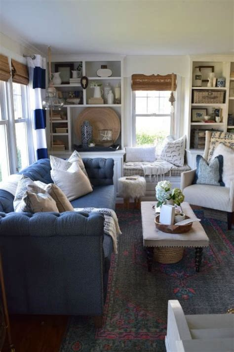 chesterfield bench seat 25 best ideas about blue sofas on pinterest blue living room furniture blue living