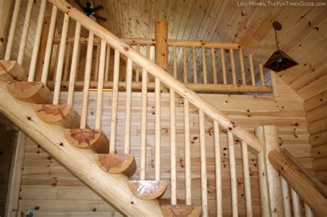 Log Cabin Stairs by How We Chose A Log Staircase For Our Log Cabin The Log