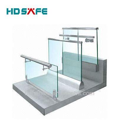 Glass Balustrade Handrail Fittings Hd l001   Buy Glass