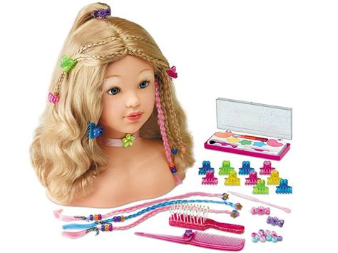 hair and makeup doll head toy doobie wrap hairstyle hair is our crown