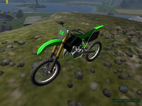 Gta 4 Cross Motorrad by Motocross V 1 1 0 187 Gamesmods Net Fs17 Cnc Fs15 Ets 2
