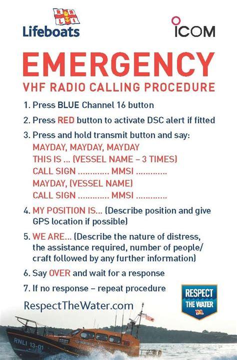 boat vhf radio call sign raising awareness of marine vhf radio calling procedures ybw