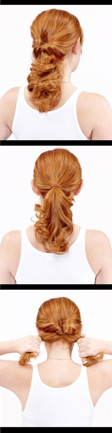Easy Hairstyles For Work by 37 Easy Hairstyles For Work The Goddess