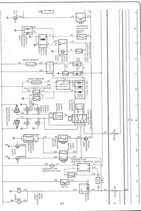 1976 fj40 wiring diagram fj40 wiper motor wiring mifinder co
