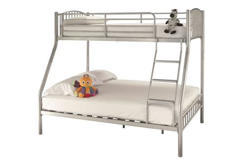 3 Bed Bunk Beds Uk Bunk Beds Serene Oslo Three Sleeper Bunk Bed Click 4 Beds