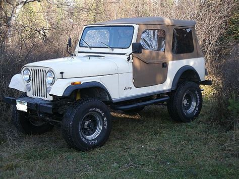 Cj7 Jeep For Sale 1986 Jeep Cj7 For Sale Whitefish Montana