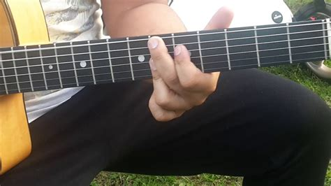tutorial django reinhardt nuage gypsy jazz lesson tutorial manouche easy chords
