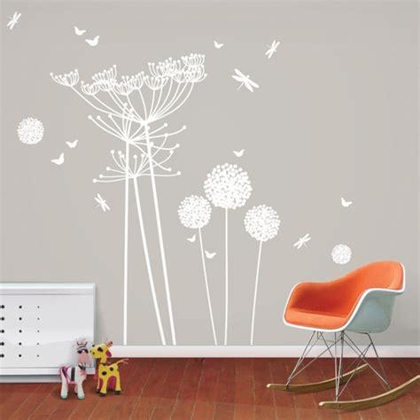 Wall Clock Stickers vinilos para ni 241 os inspirados en la naturaleza