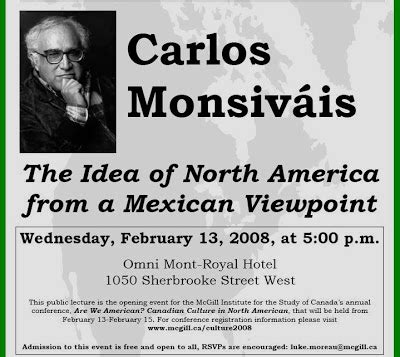 libro the idea of north 191 c 243 mo es canada carlos monsivais en canada