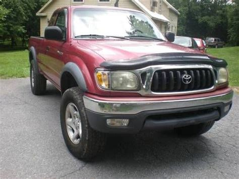 2 Door Toyota Tacoma Find Used 2001 Toyota Tacoma Pre Runner Standard Cab