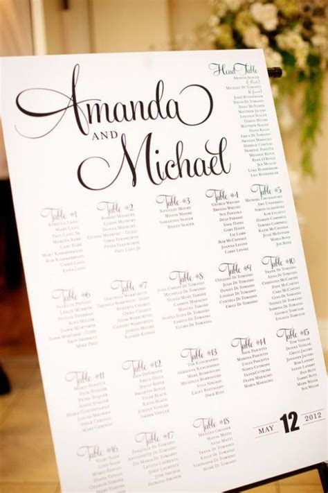 wedding seating plan design ideas are seating charts the next big thing for weddings