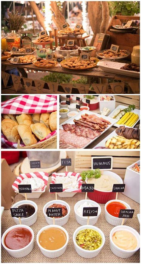 backyard party menu ideas backyard bbq party menu ideas pinteres jeromecrousseau us