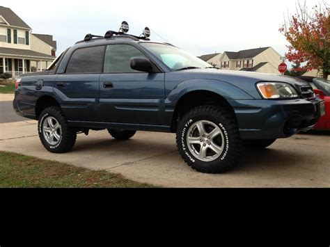 2006 Subaru Baja Information And Photos Zombiedrive