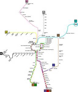 denver colorado light rail map show us your local rail transit systems page 9