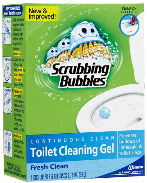 Low Odor Bathroom Cleaner Scrubbing Bubbles Toilet Cleaning Gel Me Products I