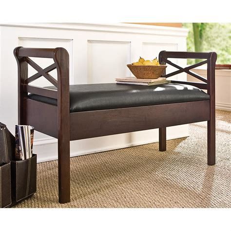 living room bench with storage living room bench seating storage peenmedia com