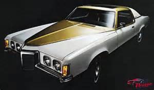 1970 Pontiac Grand Prix Hurst Ssj The 1970 Pontiac Grand Prix Hurst Ssj Is Collectible