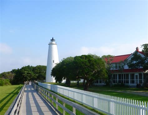 Craftsmen House by Ocracoke Island Journal Ocracoke Light