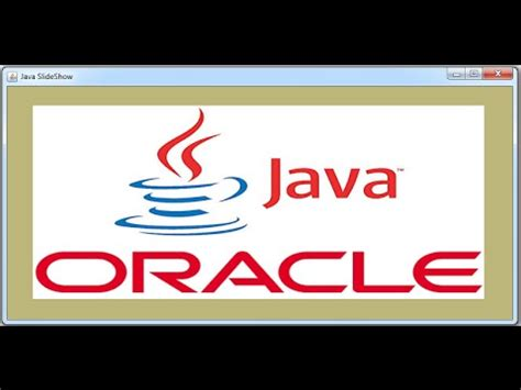 java swing source code java how to make image slideshow in java swing with