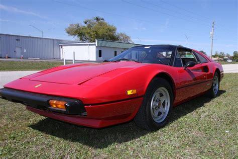 Ferrari 308 Gts 0 60 by 1980 Ferrari 308 Gts