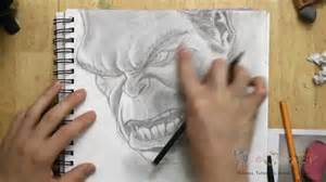 draw hulk avengers