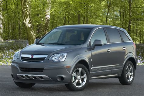 chevrolet vue saturn vue comes back to as the chevrolet captiva