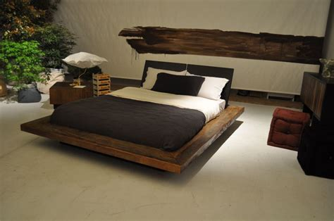 modern wood bed contemporary bedroom wooden bed idea decosee com
