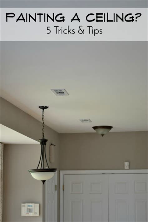 Tips On Painting A Ceiling by Architecture Of A 5 Tips For Painting Ceilings