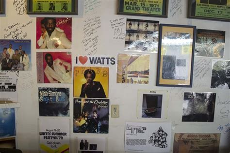 watts coffee house historic watts coffee house hopes to become a gathering space for artists once again