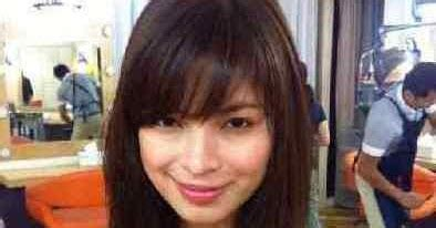 angel locsin haircut 2013 angel locsin new hairstyle hot or not showbiznest