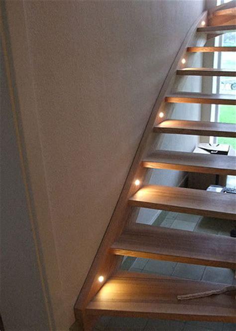 treppenstufenbeleuchtung innen led einbauleuchten und wandleuchten teil 1